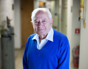 Dr. raphael mechoulam father of cannabis